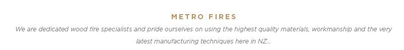 Metro Fires
