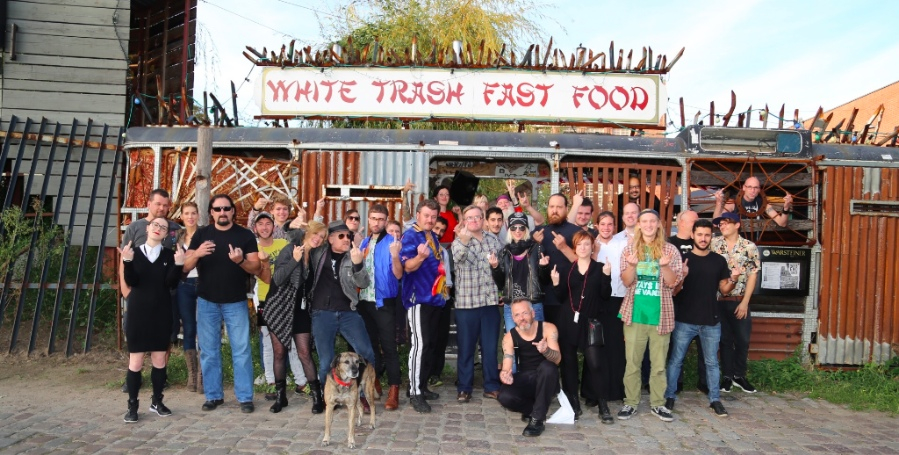 team white trash berlin