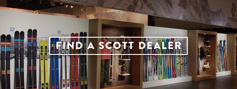 Find a SCOTT dealer near you