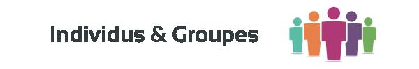 Individus & Groupes