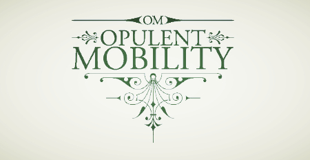 Opulent Mobility page