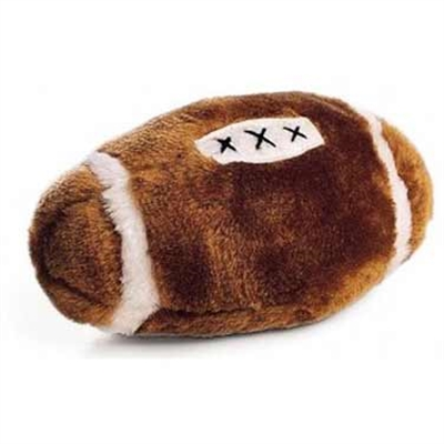 Cute Plush Toy Football for Dogs at Pet Stop Store