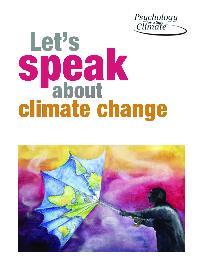 Let's speak about climate change booklet