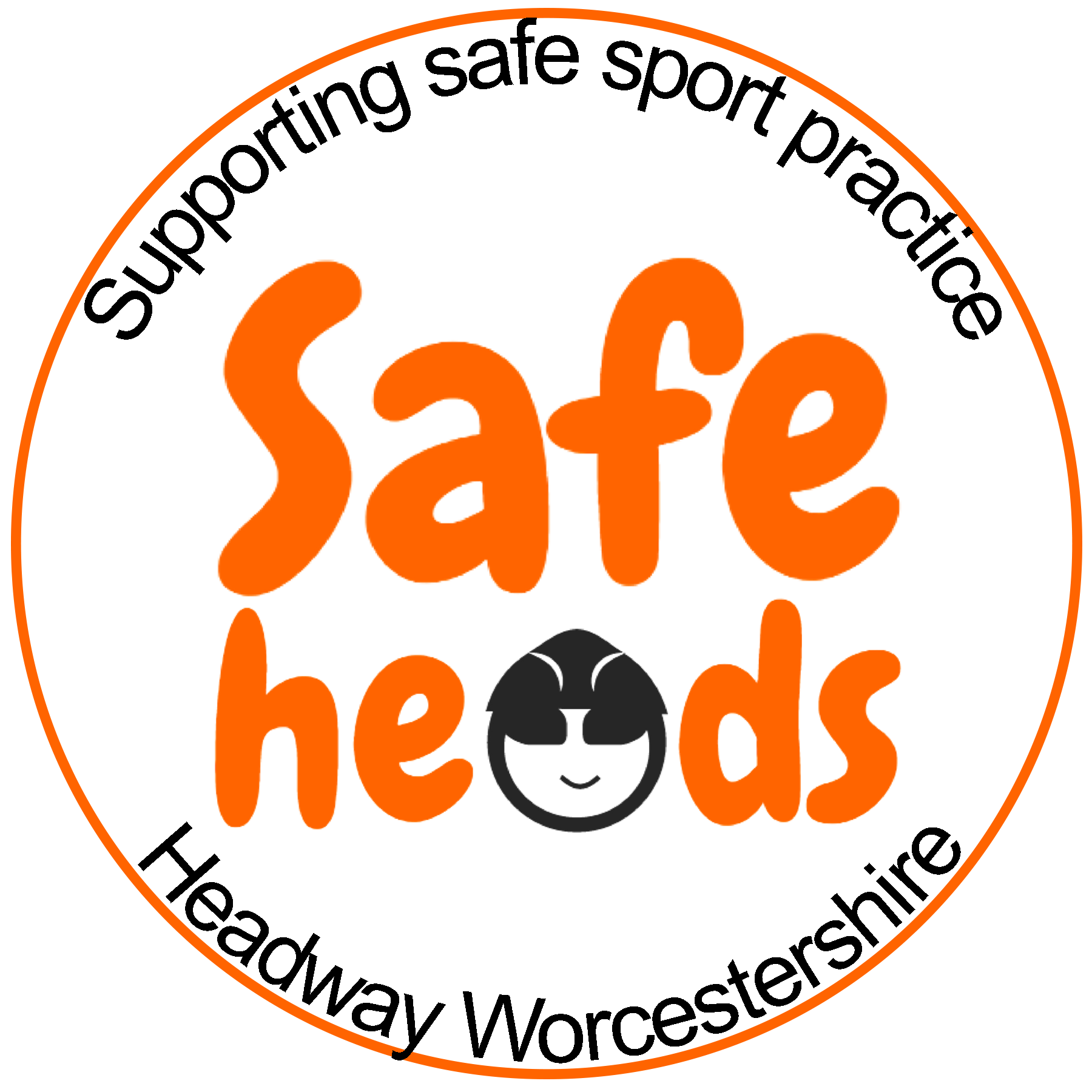 The Safeheads badge! Sign the pledge to get yours!