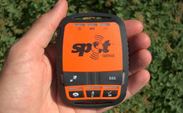 SPOT Gen3 Satellite GPS Tracker