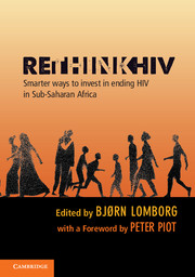 Picture RethinkHIV published on Cambridge University Press