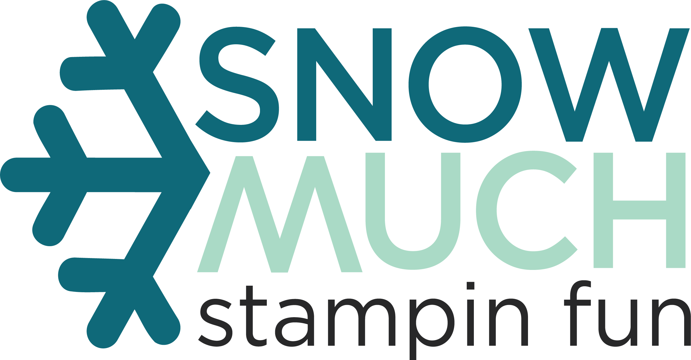Snow Much Stampin Fun logo