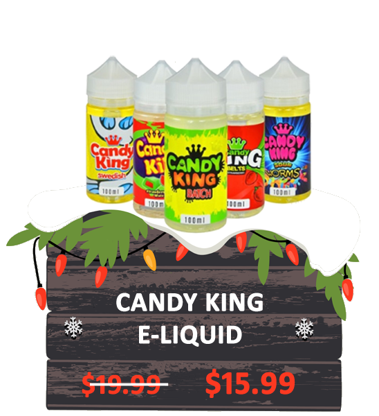 CANDY KING E-LIQUID