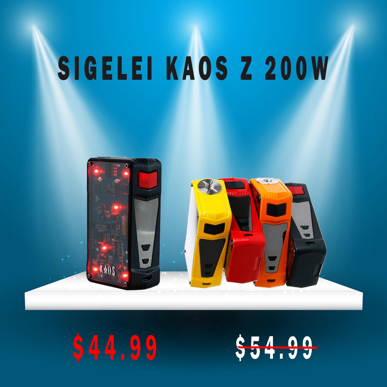 SIGELEI KAOS Z 200W