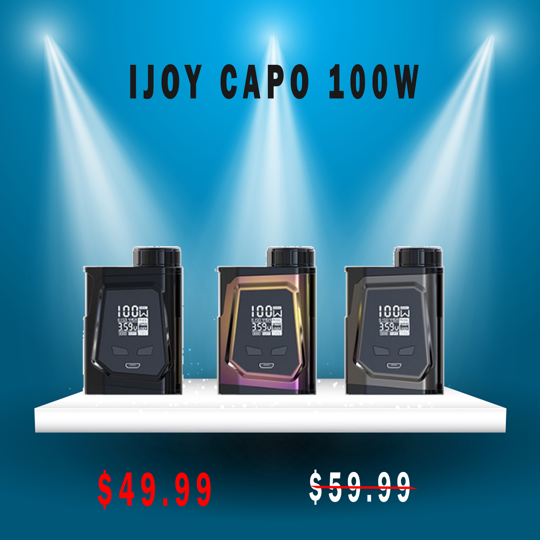 IJOY CAPO 100W