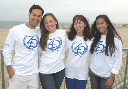 Tyler, Shay, Elena and Rebecca are registered and ready to go to the 2014 GLC! How 'bout you?