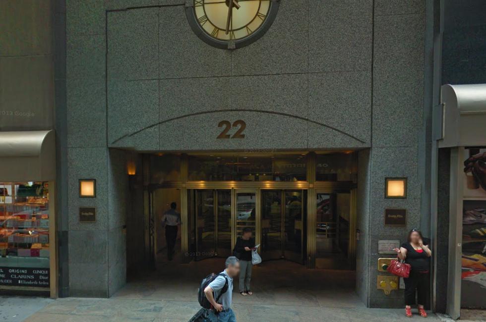 22 Cortlandt Street