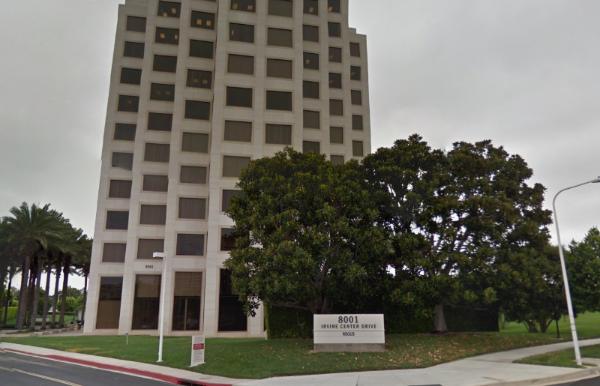 8001 Irvine Center Drive in Irvine