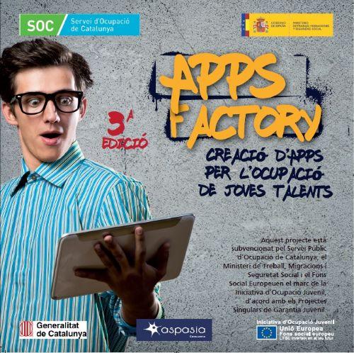 Biblioteca Jove Apps factory