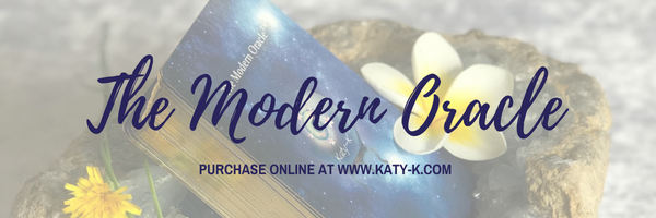 The Modern Oracle - Purchase online at www.katy-k.com