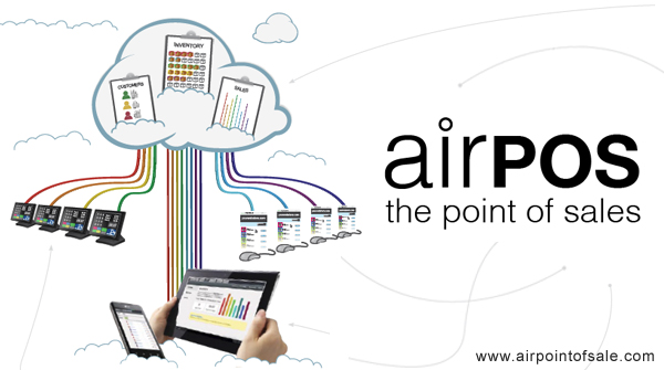 airPOS - The point of sales