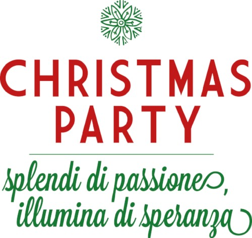 christmas party logo