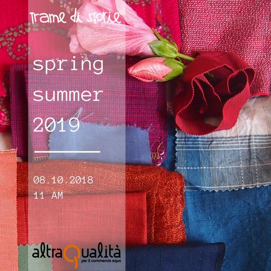 invito primavera estate 2019