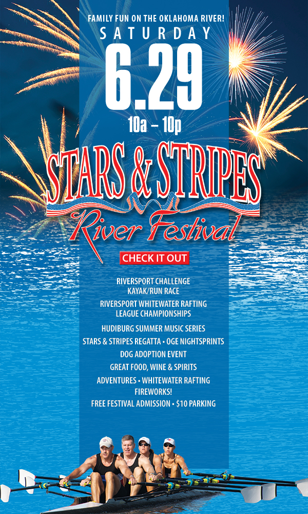 Stars & Stripes River Festival