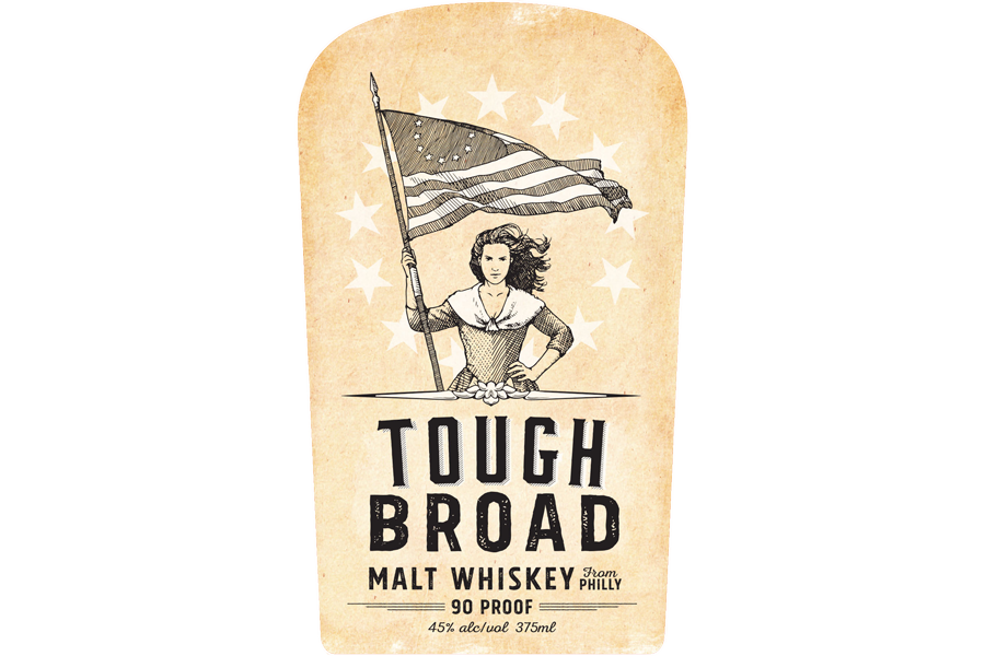 Tough Broad Whiskey Logo
