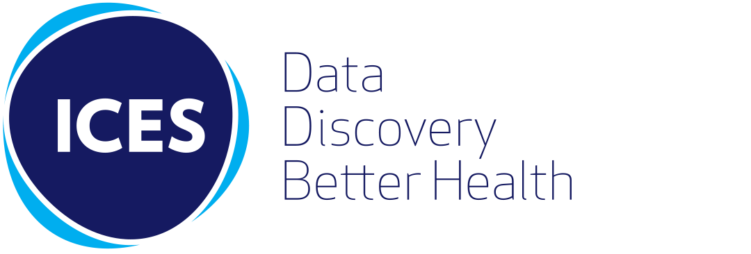 ICES: Data. Discovery. Better Health.