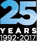 25 Years 1992-2017
