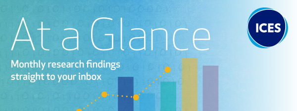 At a Glance: Monthly research findings straight to your inbox