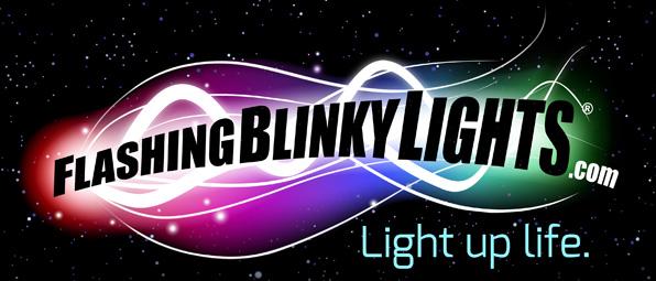 FlashingBlinkyLights.com - Light up life.