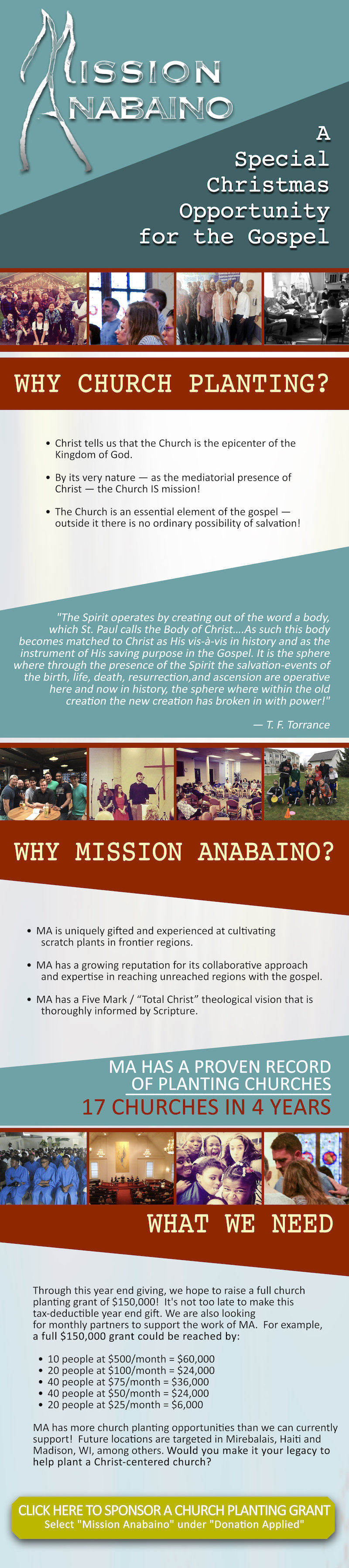 """Mission Anabaino 