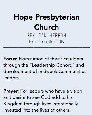 Hope Presbyterian Church, Bloomington IN