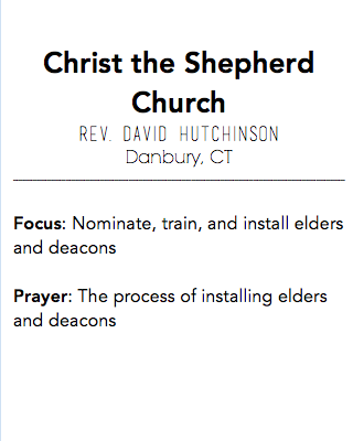 Christ the Shepherd Church, Danbury CT