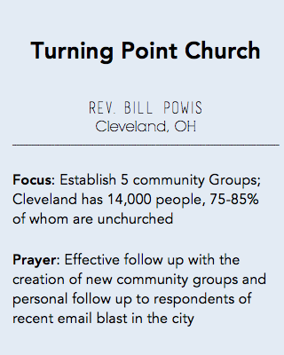 Turning Point Church, Cleveland OH