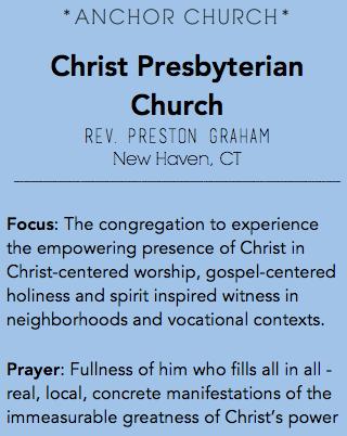 Christ Presbyterian Church, New Haven CT
