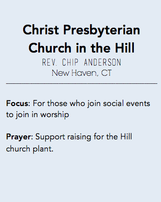Christ Presbyterian Church in the Hill, New Haven CT