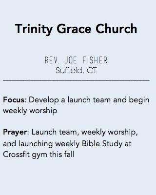 Trinity Grace Church, Suffield CT
