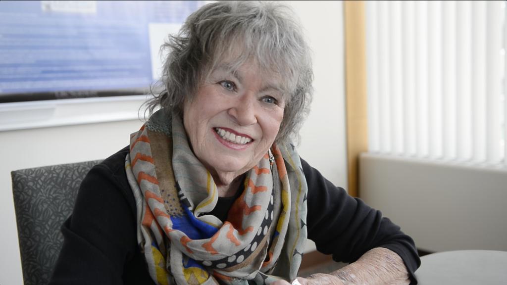 photo of Mary Roberts Scott