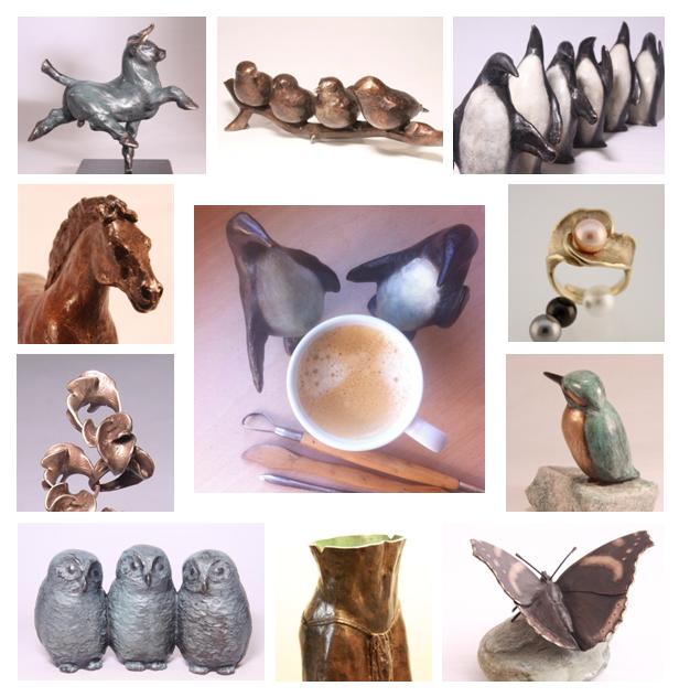 Nieuwsbrief bronzen beelden
