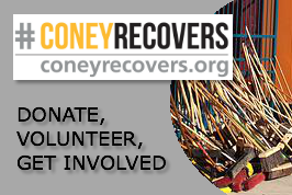 #ConeyRecovers: support neighborhood recovery efforts