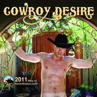 """2011 """"Cowboy Desire"""" semi-nude"""
