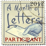 Month of Letters Logo