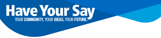 Have Your Say Email Signup