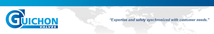 Guichon Valves - Expertise and safety synchronized with customer needs.