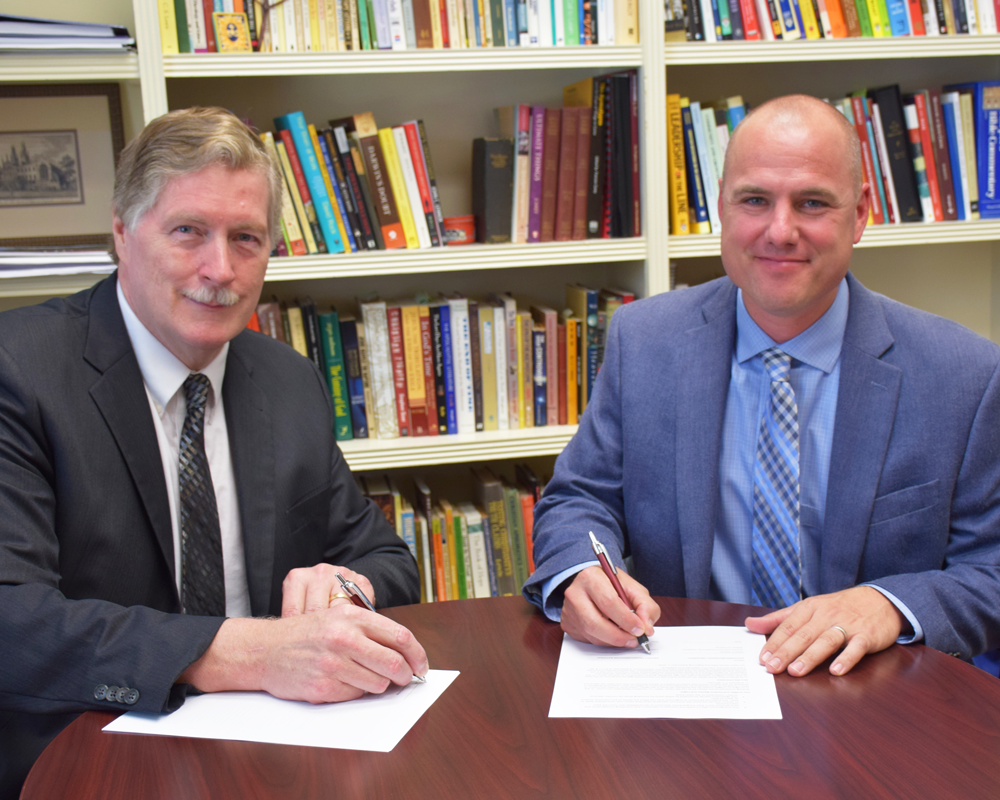Project Transformation MOU