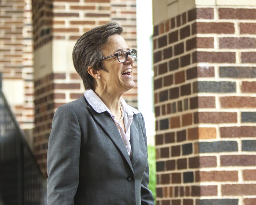 Faculty Profile: Rebekah Miles
