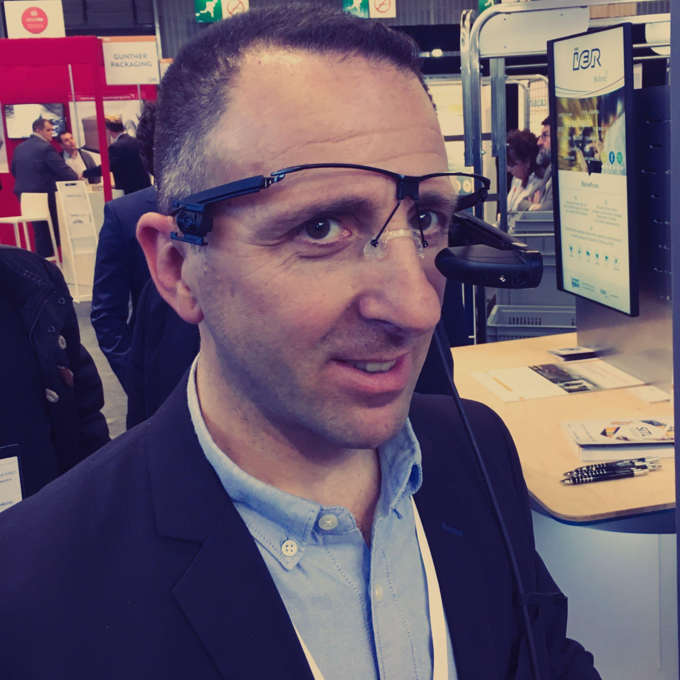Les lunettes connectées