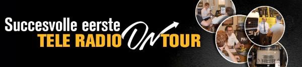 Succesvolle 1e Tele Radio on Tour