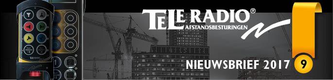 De Tele Radio Nieuwsbrief met actuele informatie