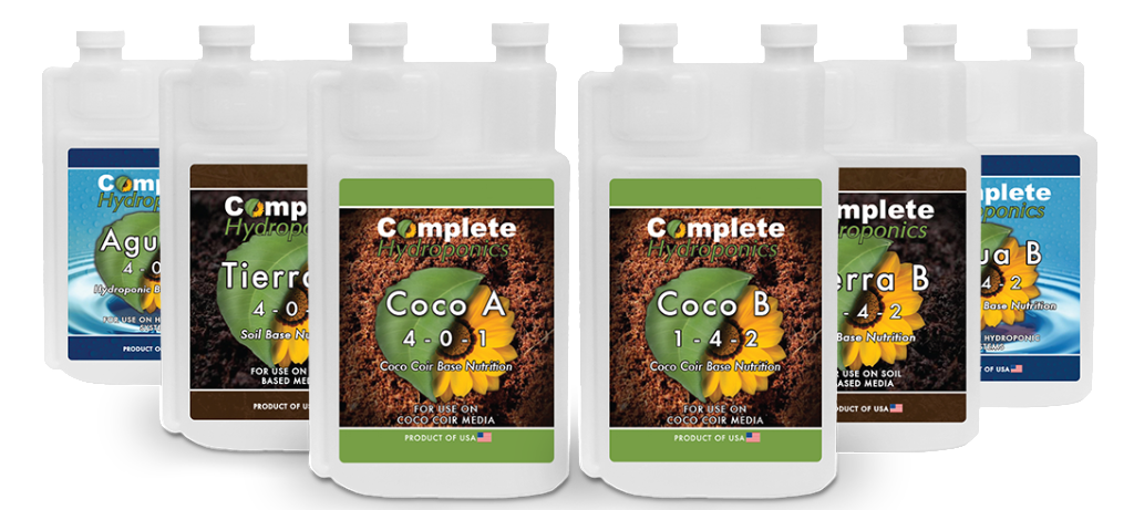 complete-hydroponics products