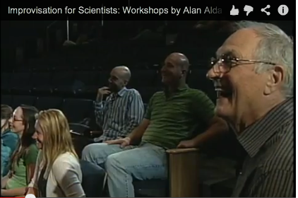 Alan Alda Workshop Video