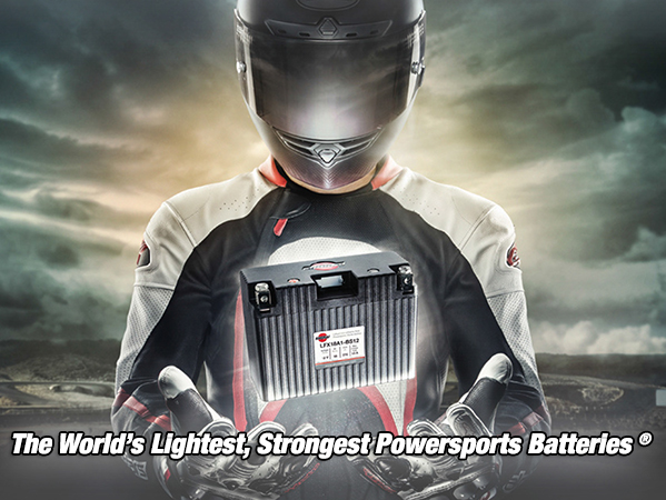 Shorai Battery Homepage